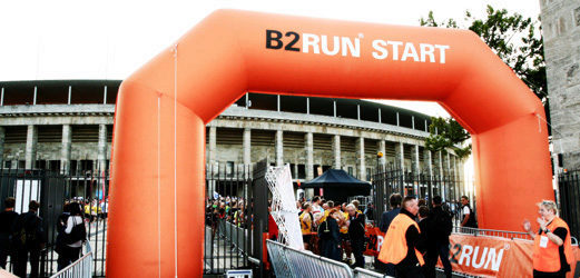 B2run Saisonfinale 2015