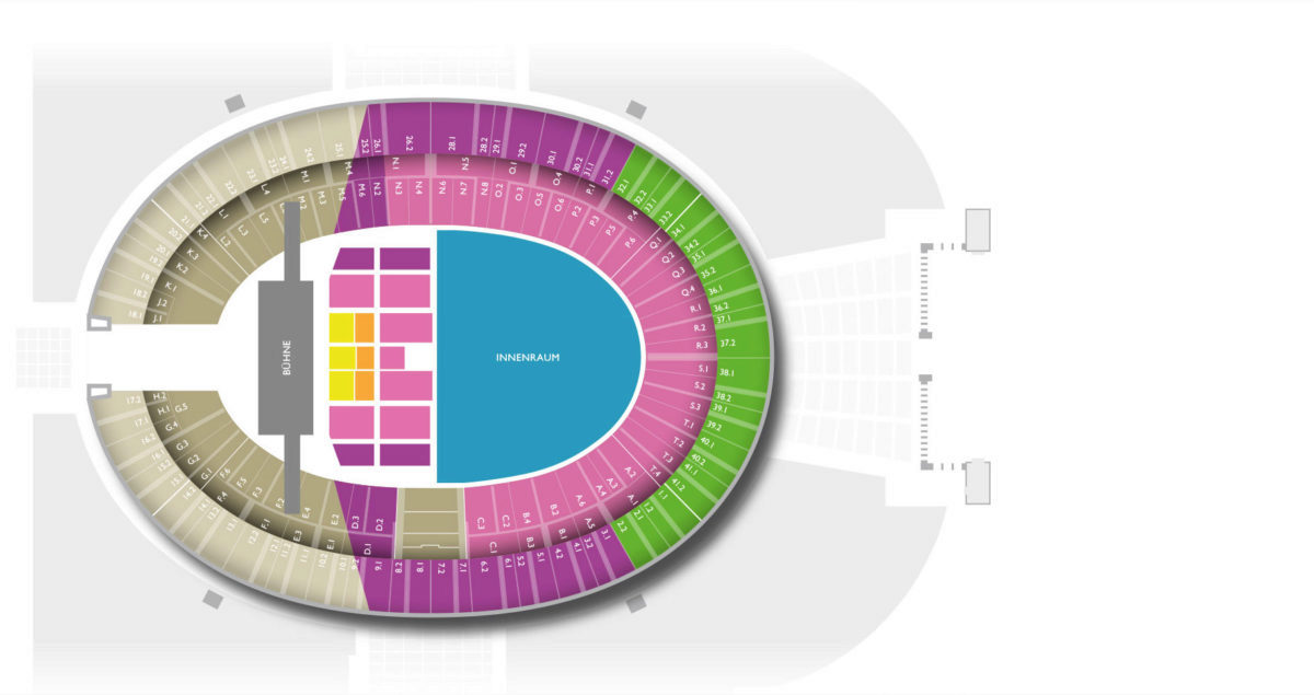 Tickets Ed Sheeran Berlin